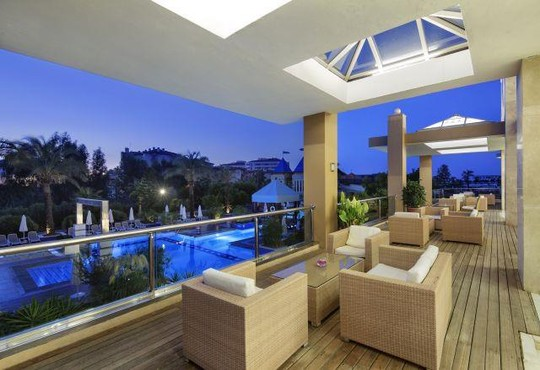 Xanthe Resort & Spa 5* - снимка - 13