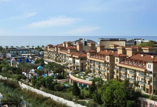 Xanthe Resort & Spa 5* - снимка - 1
