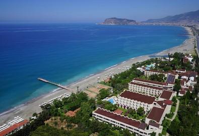Самолетна почивка в Турция! 7 нощувки на човек на база All inclusive в Labranda Alantur (ex. Maritim Alantur Club Hotel) 5*, Анталия, Турска ривиера с двупосочен чартърен полет от София - Снимка