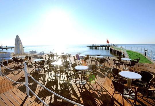Mirada Del Mar Hotel 5* - снимка - 4