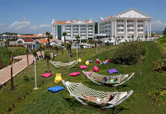 Roma Beach Resort & Spa 5* - снимка - 6