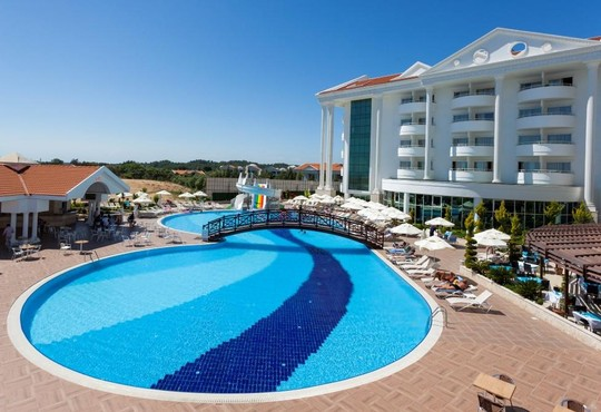 Roma Beach Resort & Spa 5* - снимка - 17