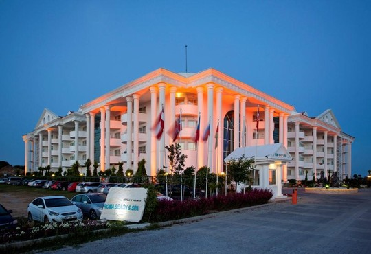 Roma Beach Resort & Spa 5* - снимка - 21