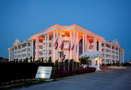 Roma Beach Resort & Spa 5* - снимка - 22