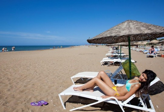 Roma Beach Resort & Spa 5* - снимка - 31