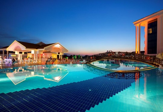 Roma Beach Resort & Spa 5* - снимка - 39