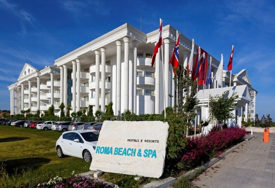 Roma Beach Resort & Spa 5* - снимка - 46