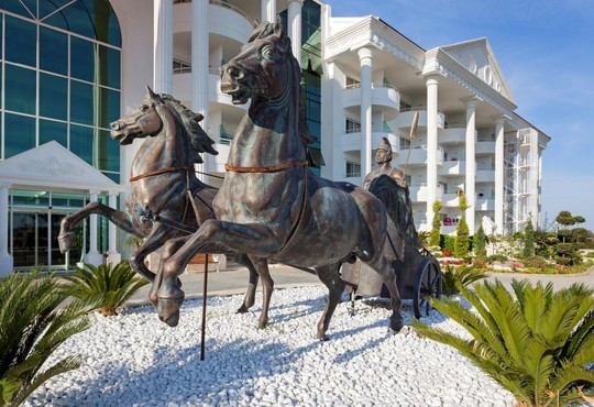 Roma Beach Resort & Spa 5* - снимка - 49