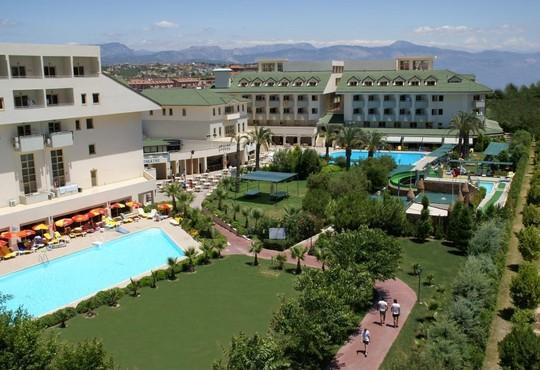 Side Breeze Hotel 5* - снимка - 1