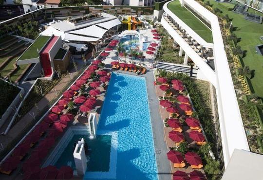 The Sense De Luxe Hotel 5* - снимка - 2