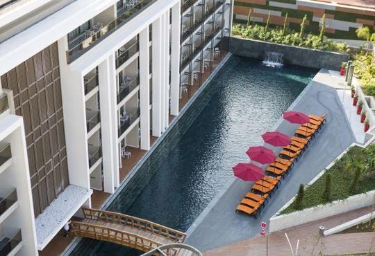 The Sense De Luxe Hotel 5* - снимка - 3