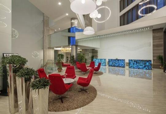The Sense De Luxe Hotel 5* - снимка - 8