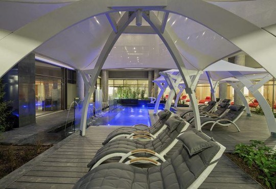 The Sense De Luxe Hotel 5* - снимка - 26