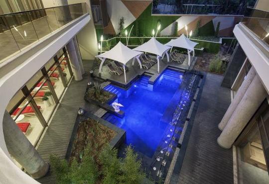 The Sense De Luxe Hotel 5* - снимка - 27