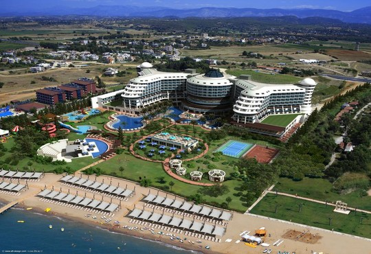 Sea Planet Resort & Spa 5* - снимка - 1