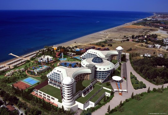 Sea Planet Resort & Spa 5* - снимка - 3