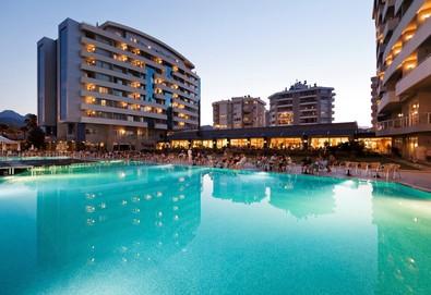 Самолетна почивка в Турция! 3 нощувки на човек на база All inclusive в Porto Bello Hotel Resort & Spa 5*, Анталия, Турска ривиера с двупосочен чартърен полет от София - Снимка