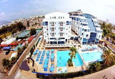 Самолетна почивка в Турция! 5 нощувки на човек на база All inclusive в Sealife Family Resort Hotel 5*, Анталия, Турска ривиера с двупосочен чартърен полет от София - Снимка