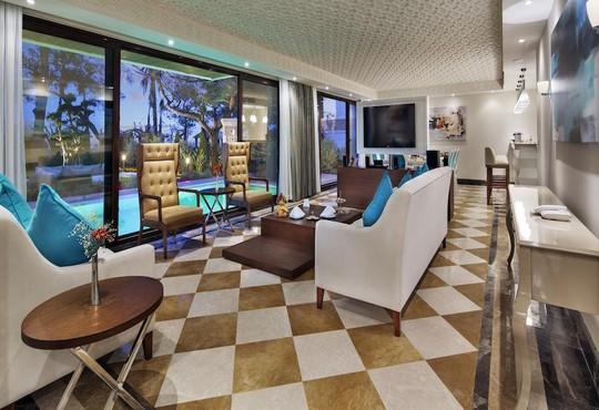 Nirvana Lagoon Villas Suites & Spa 5* - снимка - 11
