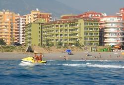 Самолетна почивка в Турция! 7 нощувки на човек на база All inclusive в Sunstar Beach Hotel 4*, Анталия, Турска ривиера с двупосочен чартърен полет от София - Снимка
