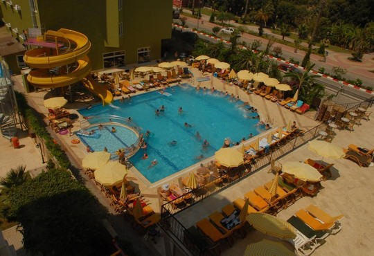 Sunstar Beach Hotel 4* - снимка - 3