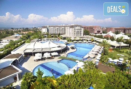 Sunis Elita Beach Resort Hotel & Spa 5* - снимка - 1