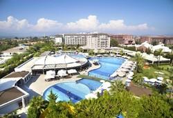 Самолетна почивка в Турция! 7 нощувки на човек на база Ultra all inclusive в Sunis Elita Beach Resort Hotel & Spa 5*, Сиде, Турска ривиера с двупосочен чартърен полет от София - Снимка