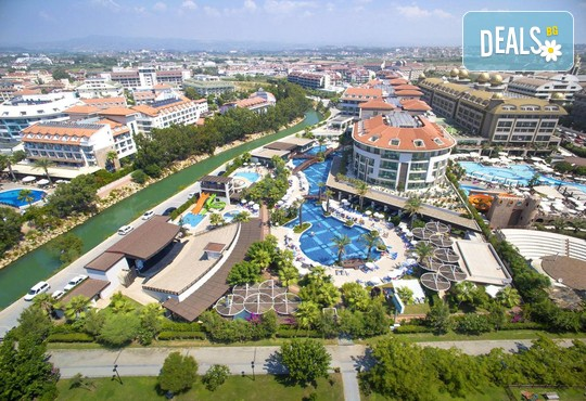 Sunis Evren Beach Resort 5* - снимка - 2