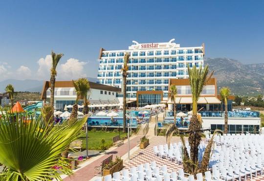 Sunstar Resort Hotel  5* - снимка - 1