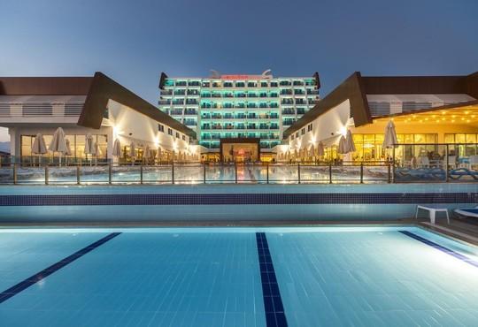 Sunstar Resort Hotel  5* - снимка - 4