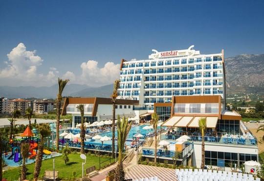 Sunstar Resort Hotel  5* - снимка - 8