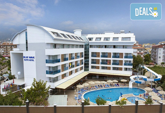 Blue Wave Suite Hotel 4* - снимка - 1