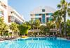 Нова Година 2020 в Турция със самолет! 4 нощувки на човек на база All inclusive в Port Side Resort Hotel 5*, Сиде, Турска ривиера с двупосочен чартърен полет от София - thumb 1