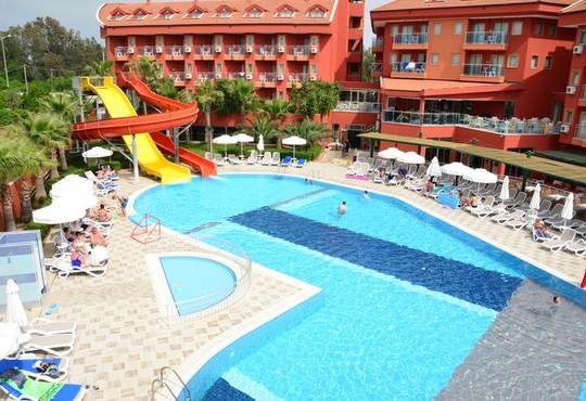 Club Side Coast Hotel 4* - снимка - 10