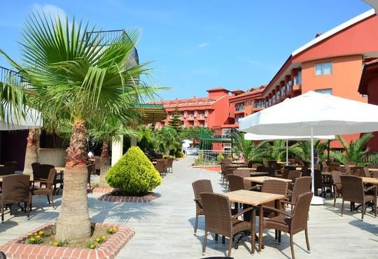 Club Side Coast Hotel 4* - снимка - 19