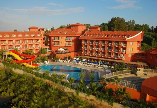 Club Side Coast Hotel 4* - снимка - 1