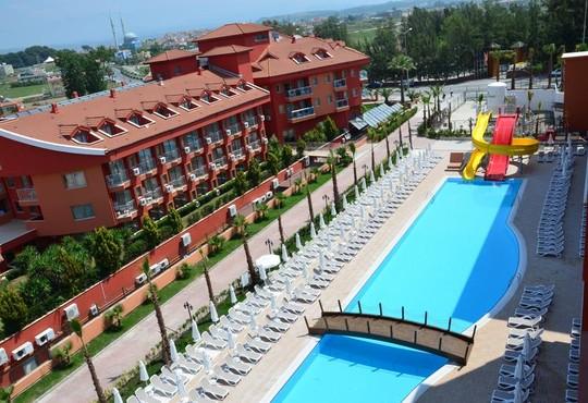 Club Side Coast Hotel 4* - снимка - 22