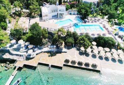 Самолетна почивка в Турция! 7 нощувки на човек на база Ultra all inclusive в Hapimag Sea Garden Hotel 5*, Бодрум, Егейска Турция с двупосочен чартърен полет от София - Снимка