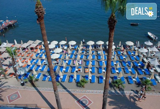 Marmaris Begonville Beach Hotel 3* - снимка - 13