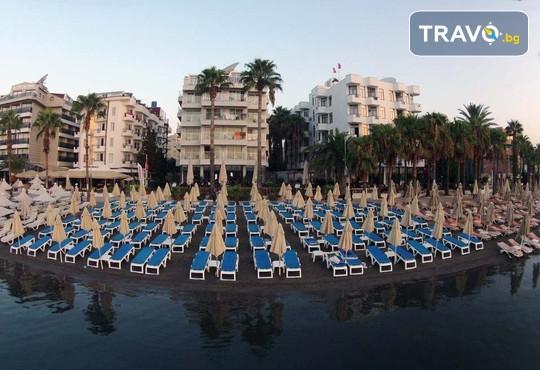 Marmaris Begonville Beach Hotel 3* - снимка - 14