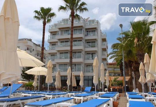 Marmaris Begonville Beach Hotel 3* - снимка - 1