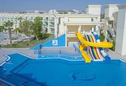 Самолетна почивка в Египет! 7 нощувки на човек на база All inclusive в Hilton Hurghada Resort 5*, Хургада, Червено Море с двупосочен чартърен полет от София - Снимка