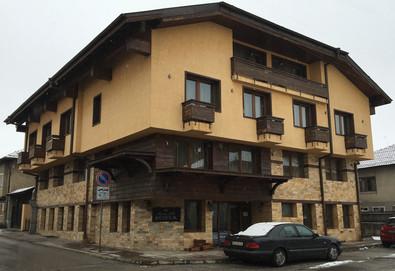 Почивка в Банско през декември, в Хотел София 3*! 1 нощувка със закуска и вечеря с напитка на човек, в двойна стая, студио или апартамент, ползване SPA център с джакузи, сауна, парна баня - Снимка