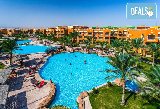 Caribbean World Resort Soma Bay 5* - снимка - 1
