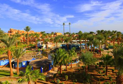 Самолетна почивка в Египет! 7 нощувки на човек на база All inclusive в Labranda Club Paradisio 4*, Хургада, Червено Море с двупосочен чартърен полет от София - Снимка