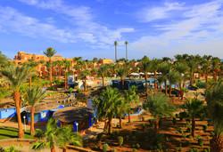 Самолетна почивка в Египет! 6 нощувки на човек на база All inclusive в Labranda Club Paradisio 4*, Хургада, Червено Море с двупосочен чартърен полет от София - Снимка