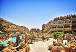 Самолетна почивка в Египет! 7 нощувки на човек на база All inclusive в Caves Beach Resort 5*, Хургада, Червено Море с двупосочен чартърен полет от София - Снимка