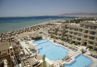 Самолетна почивка в Египет! 7 нощувки на човек на база All inclusive в Imperial Shams Abu Soma Resort 5*, Хургада, Червено Море с двупосочен чартърен полет от София - Снимка
