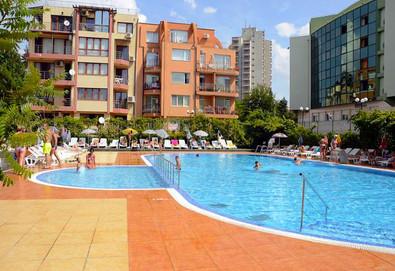 Морска почивка в Хотел Арсенал 2*, Несебър! Нощувка на база All Inclusive, на първа линия, ползване на басейн и детски кът, безплатно за дете до 5.99 г..  - Снимка