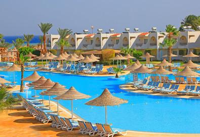 Самолетна почивка в Египет! 7 нощувки на човек на база All inclusive в Labranda Club Makadi 4*, Хургада, Червено Море с двупосочен чартърен полет от София - Снимка